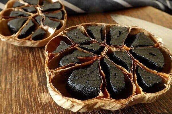Tác dụng của tỏi đen đến sức khoẻ con người