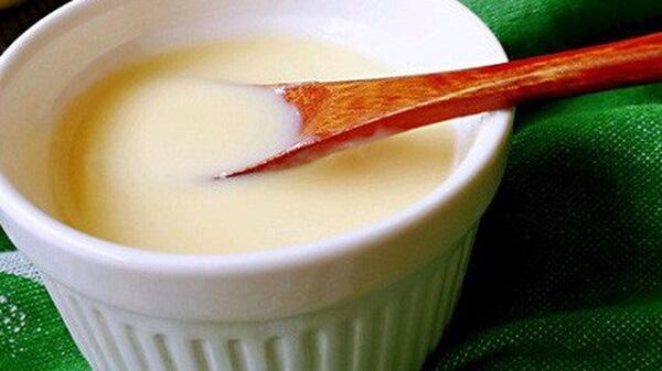 Sữa đặc không đường là loại sữa nguyên chất, còn được biết đến là sữa bốc hơi.