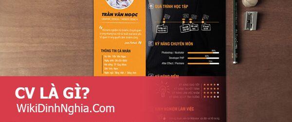 Cv là gì trong đơn xin việc, hồ sơ xin việc - 8 website tạo CV online đẹp, chuyên nghiệp hiện nay