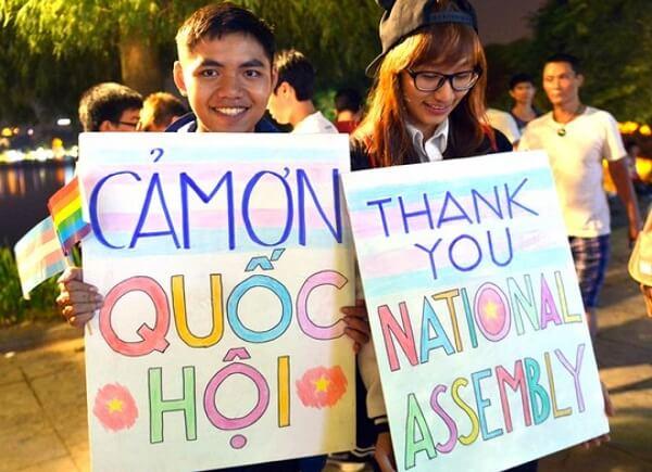 Về số lượng người đồng tính ở Việt Nam, hiện nay chưa có con số thực sự chính xác