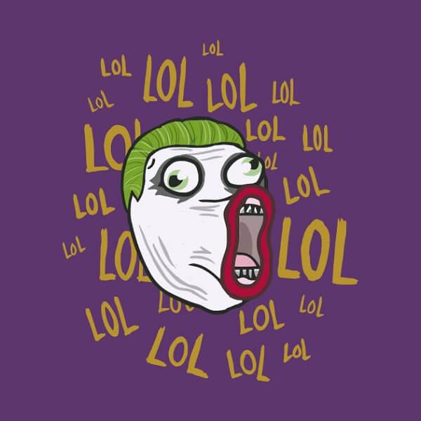 Viết tắt tiếng Anh của Lol là gì - LOL viết tắt của từ Lots Of Laughs