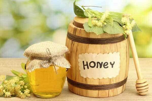 Mật ong được làm từ ong rừng có mùi thơm rất đặc trưng