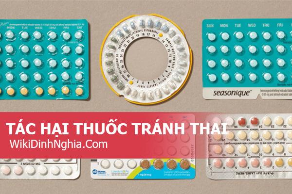 Uống thuốc tránh thai hằng ngày như thế nào, tác dụng phụ của thuốc tránh thai hằng ngày ra sao?