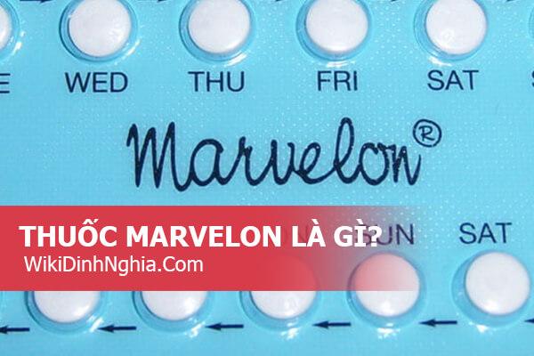 Thuốc tránh thai Marvelon loại 21 viên tác dụng thế nào, cách uống, thứ tự uống ra sao?