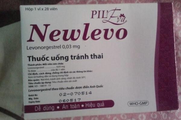 Bảo quản thuốc tránh thai Marvelon như thế nào?