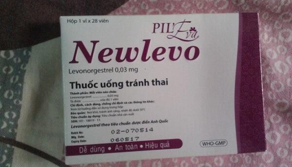 Thuốc tránh thai Newlevo có tốt không, có hiệu quả không?