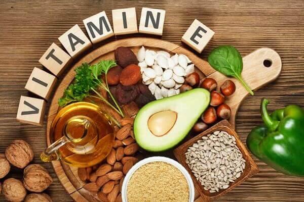 Vitamin E Có Nhiều Trong Thực Phẩm Nào?