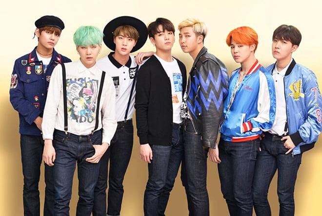 K Army là từ ngữ thân mật mà BTS dành cho các fan ở Hàn Quốc