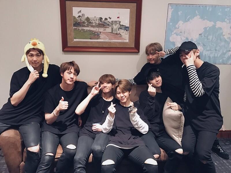 Các Fandom có ý nghĩa rất lớn đối với nhóm nhạc BTS này.