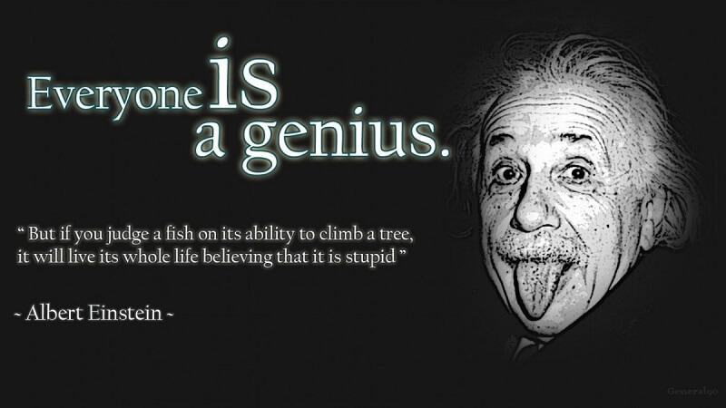 Tác giả của thuyết tương đối - nhà vật lý vĩ đại người Đức Albert Einstein là một thiên tài không thể phủ nhận