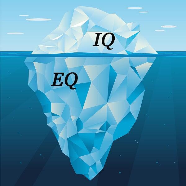 """Người ta thường nói: """"Với chỉ số thông minh IQ (Intelligence Quotient) người ta tuyển chọn bạn, nhưng với chỉ số cảm xúc EQ (Emotional Quotient), người ta đề cao bạn"""