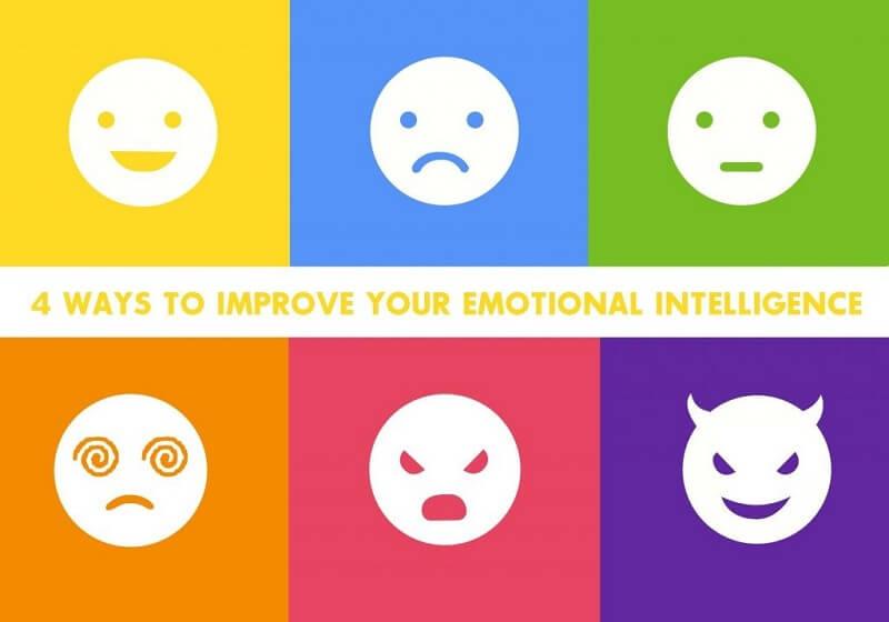Những người có trí tuệ cảm xúc cao là những người biết cách kiểm soát cảm xúc của mình.