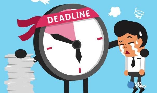 Chạy Deadline là gì?