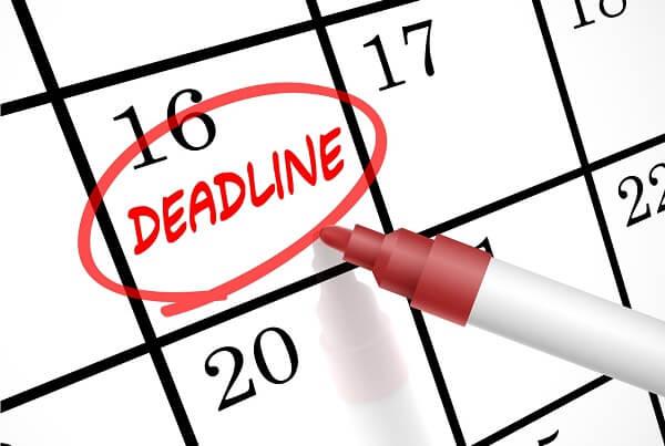 Deadline giúp chúng ta tập trung mục tiêu