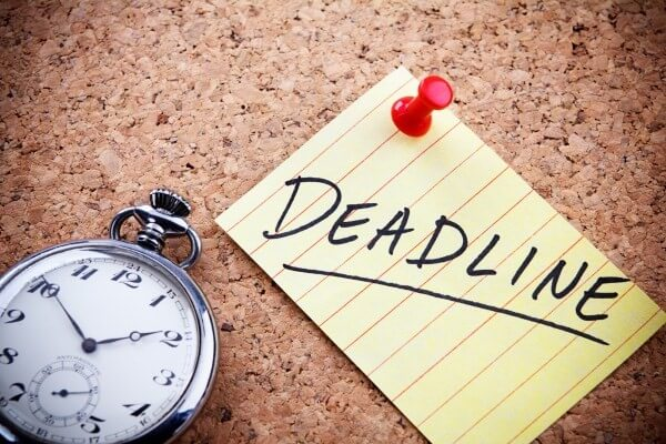 Tạo ra Deadline khi thật sự cần kiên nhẫn
