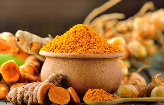 Trong nghệ có chứa nhiều chất xơ và vitamin, khá tốt cho bệnh nhân tiểu đường.