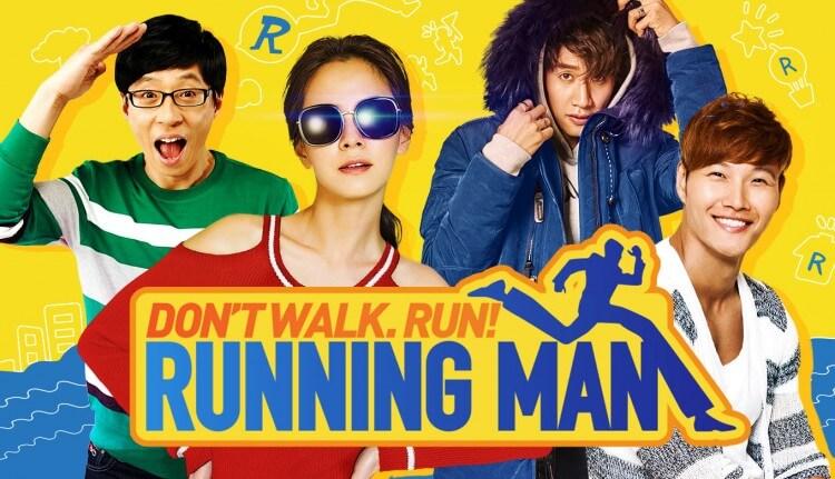 Top những tập Running Man hay nhất – Running Man tập nào buồn cười nhất