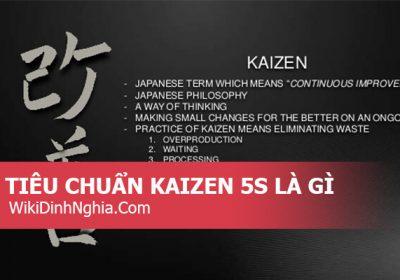 Tiêu chuẩn Kaizen 5S là gì, ý nghĩa mục đích, các bước thực hiện của phương pháp 5s của người Nhật ra sao?