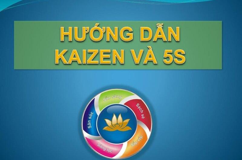 Các bước thực hiện Kaizen 5S vào trong công việc