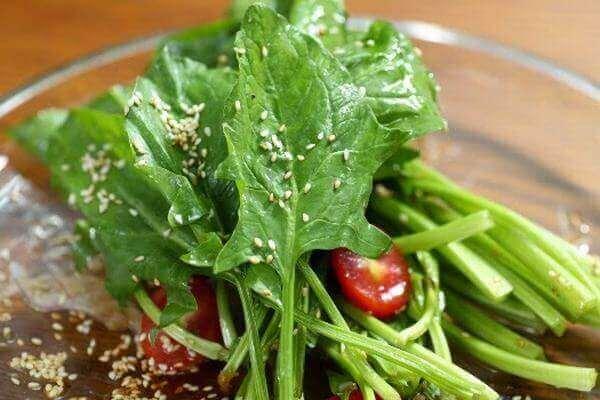 Do đó việc bổ sung thường xuyên rau bina sẽ có lợi cho sức khỏe, tốt cho tiêu hóa