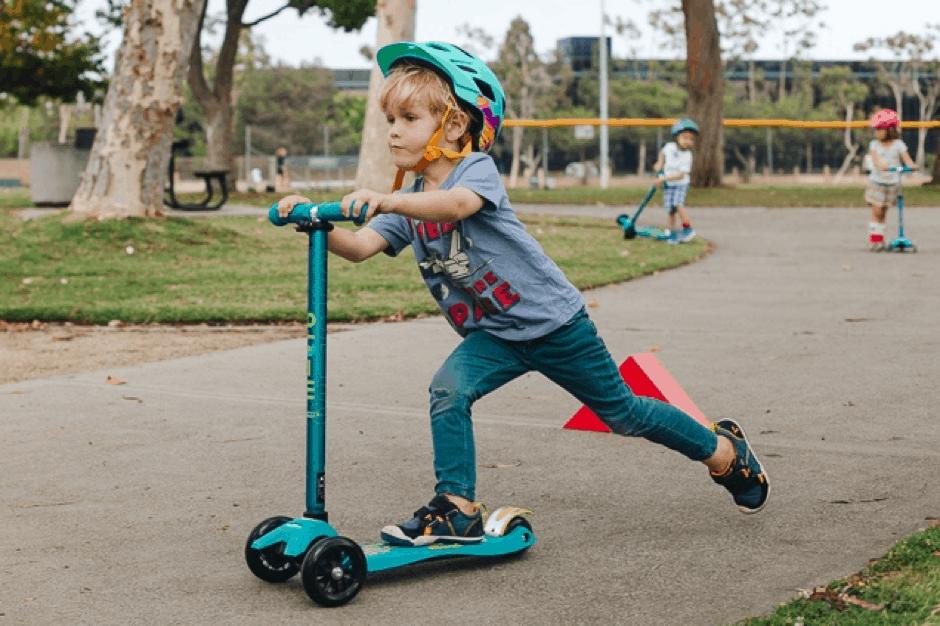 Có nên mua xe trượt Scooter cho bé không? 1