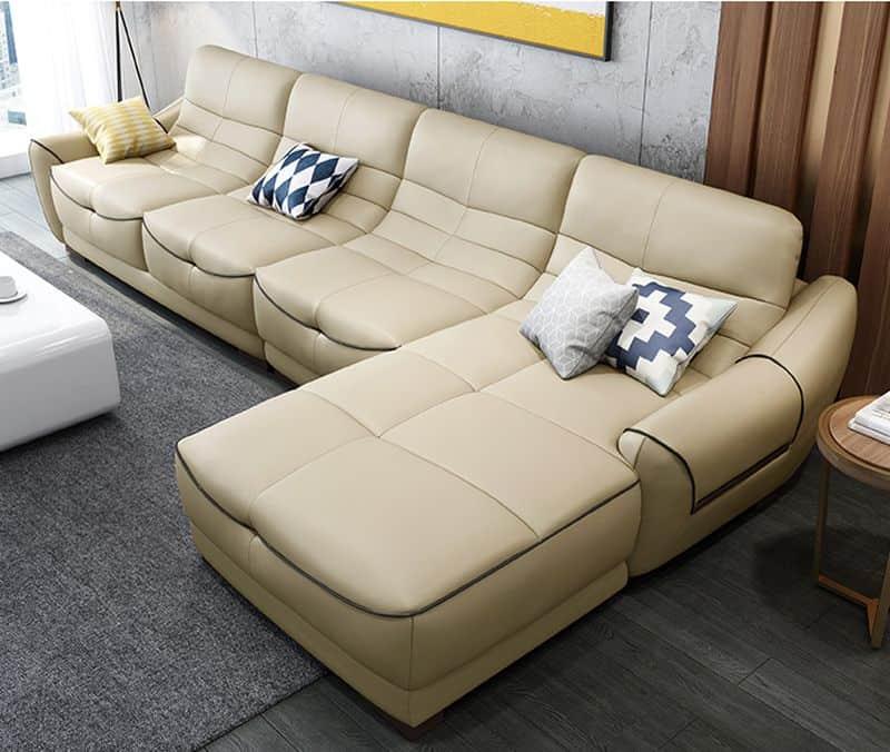 Tham khảo ngay những mẫu sofa da cực hot 2020 4