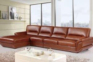 Tham khảo ngay những mẫu sofa da cực hot 2020 3